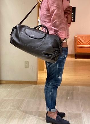ATELIER LAVA Traveler bag