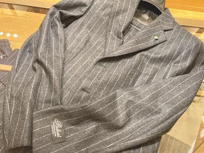 BELVEST フランネルスーツ